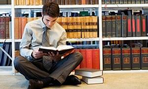 studybing law students