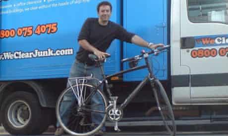 Bike blog Ben Thomas