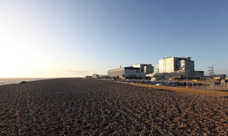 Climate Change And Global Pollution At Copenhagen : Dungeness Nuclear Power Station
