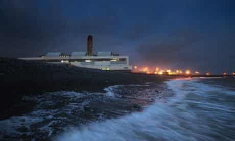 Climate Change And Pollution At Copenhagen: Aberthaw Power Station, a coal-fired power station