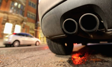 Climate Change And Pollution At Copenhagen : car exhaust pipe
