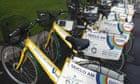 Bike Blog : Cardiff's bike hire scheme