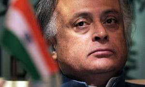 Climate people : Indian Minister of State for Environment and Forests Jairam Ramesh