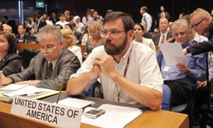 Climate people :  Jonathan Pershing, US deputy special envoy for climate change