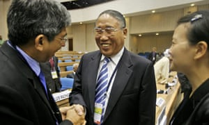 climate people : Xie Zhenhua China's chief climate change official Xie Zhenhua