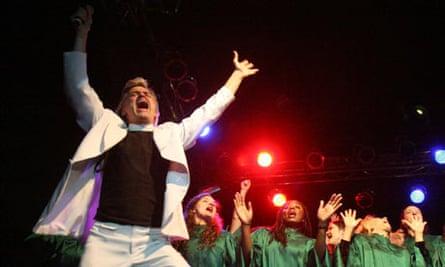 Reverend Billy at the Highline Ballroom