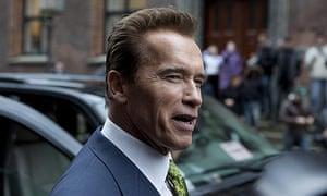 COP15 who is in Copenhagen ? Arnold Schwarzenegger in Copenhagen