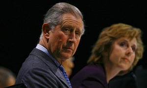 COP15 Britain's Prince Charles at the UN Climate Change Conference 2009 in Copenhagen