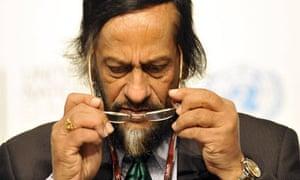 COP15 IPCC Rajendra Pachauri