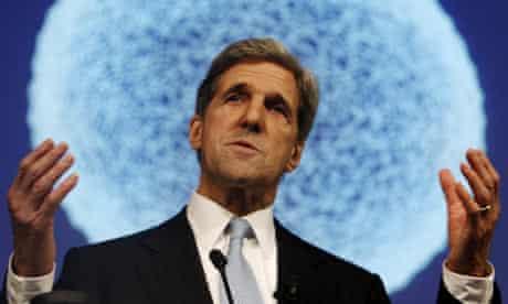 COP15 Senator John Kerry