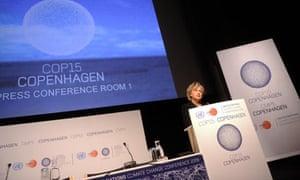 COP15 US Secretary of State Hillary Rodham Clinton