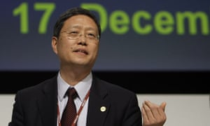 COP15 He Yafei, Chinese Vice Minister of Foreign Affairs