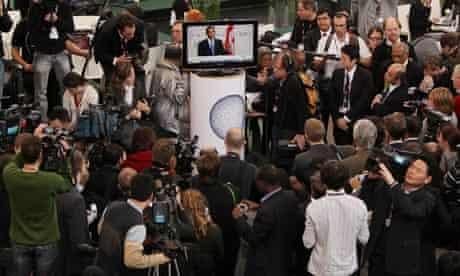 COP15   US President Barack