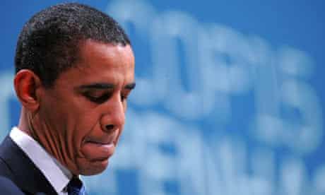 COP15 US President Barack Obama