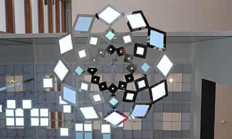 World's first multilayer white light-emitting OLED