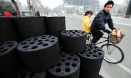 COP15 : China greenhouse gas emissions, coal, carbon, pollution