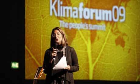 Bibi Blog: Klimaforum09 opening ceremony in Copenhagen Naomi Klein, COP15