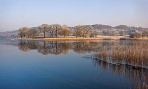 Pond in Cumbria