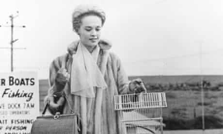 Tippio Hedren, still from the Birds
