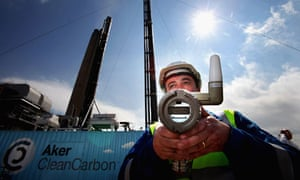 CCS : New Carbon Capture Technology Is To Be Tested In Scotland