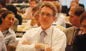 Director of the climate policy division in the European commission Artur Runge-Metzger