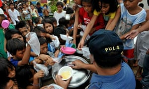 MDG: Population and food crisis, Philippines