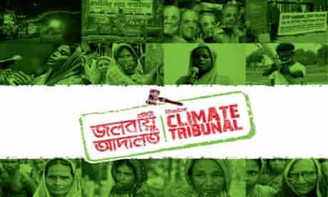 MDG : Climate Tribunal in Dhaka