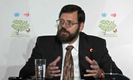 COP716 in Cacun : Jonathan Pershing