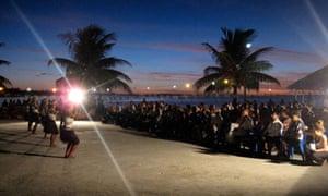 MDG :  Tarawa Climate Change Conference (TCCC