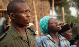 The Congolese army must be taught to serve its communities