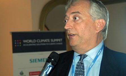 Cancun COP16 : British climate change denier Lord Christopher Monckton