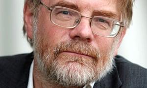 Fred Pearce, enviromental writer. at the Edinburgh International Book Festival