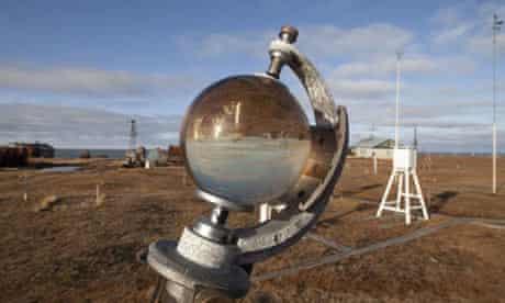 Climategate emails : Weather station on the Yamal Peninsula