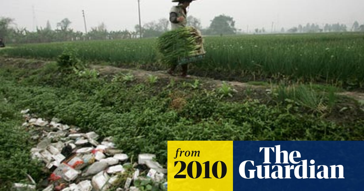 Chinese farms 'cause more pollution than factories