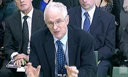 Professor Phil Jones, Director of the Climatic Research Unit