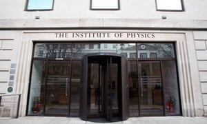 Institute of Physics on Portland Place, London