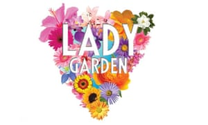 """Lady Garden logo at LoveYourVagina.com, a site created """"tampon alternative"""" brand called Mooncup"""