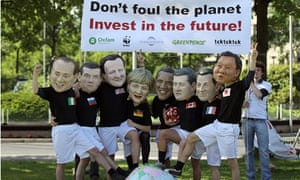 Environmental activits at Climate Change Conference in Bonn