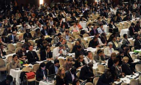 Bonn Climate Talks: opening AWG-LCA plenary session