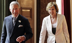 Prince Charles speaks at climate change event
