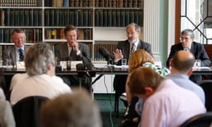 Climate emails and climategate : Sir Muir Russell review group