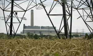 Kingsnorth fired coal Power Station