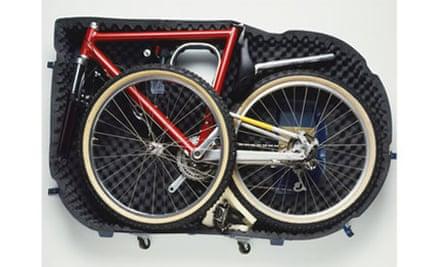 Bike blog: packing a bike for air travel