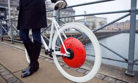The Copenhagen Wheel from MIT Senseable City Lab