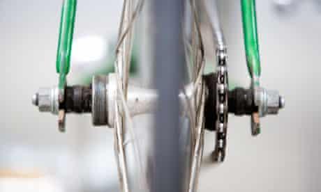 bike blog: fixed-gear bike