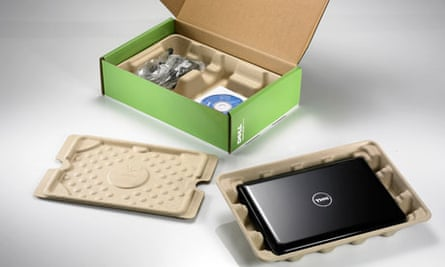 You Ask, They Answer - Dell computer packaging