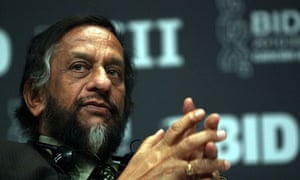 Chairman of the IPCC Rajendra Pachauri attends general meetings of IADM in Cancun