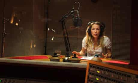 """Gillian Anderson in  """"No Pressure"""" directed by Richard Curtis for 10:10"""