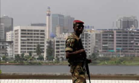 MDG: Ivory Coast military forces