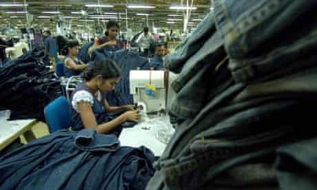 MDG: Export Trade zone in Sri lanka